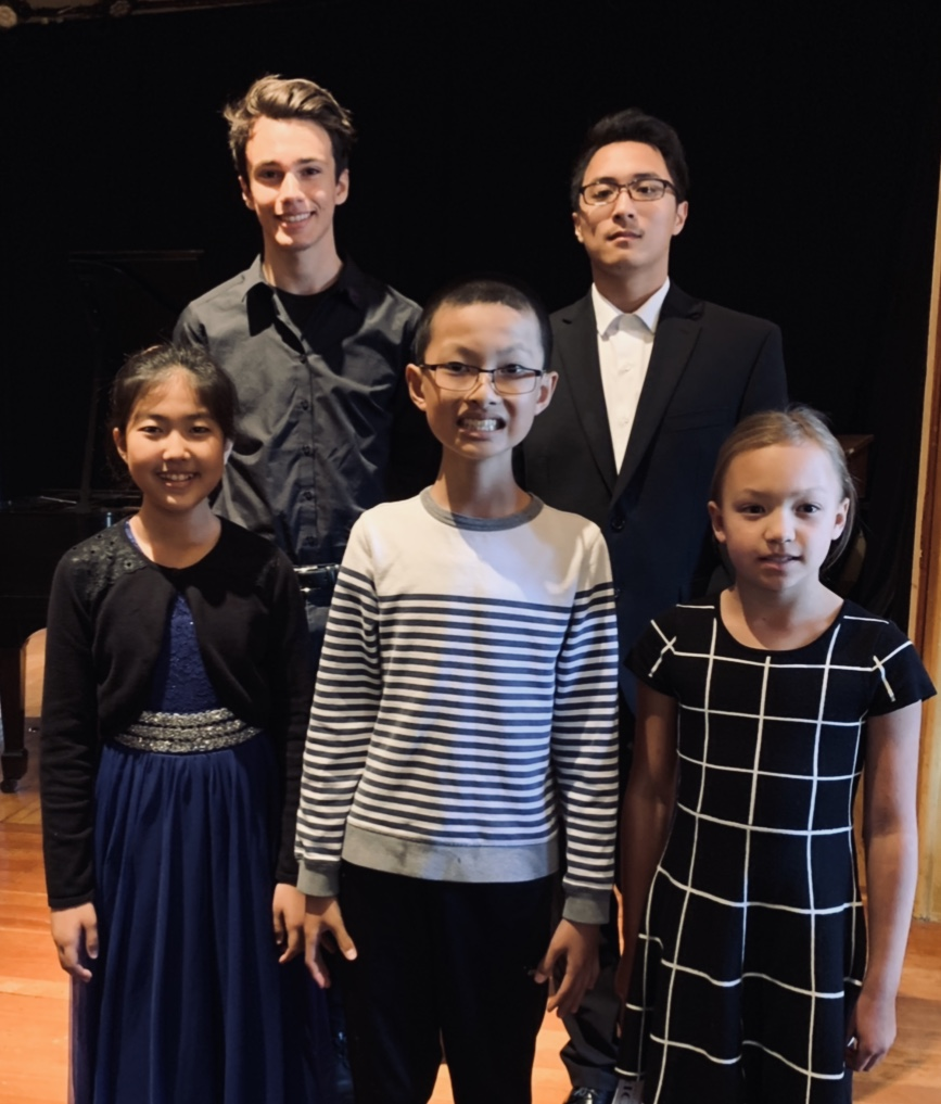 Paderewski Festival - Youth Piano Competition in Central Coast